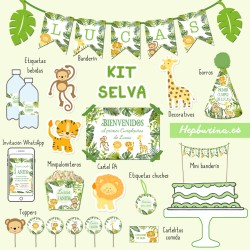 Kit Selva DIGITAL