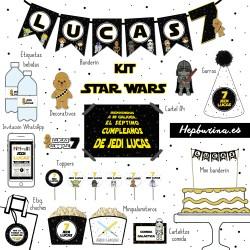 Kit Star Wars DIGITAL