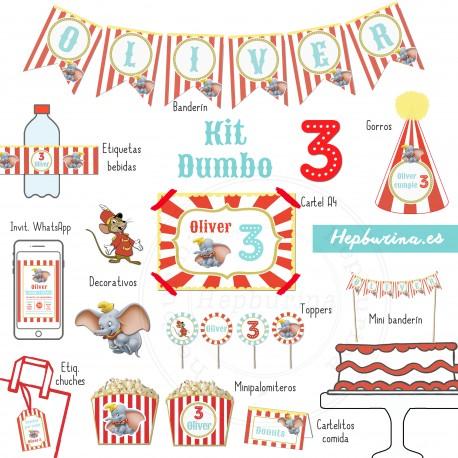 Kit completo Dumbo