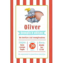 INVITACIÓN DIGITAL MICKEY