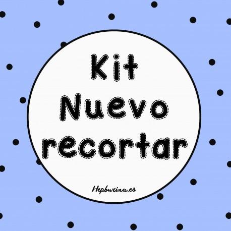 Kit Peter Rabbit para RECORTAR