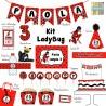 Kit completo LadyBug