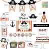 Kit completo Pirata