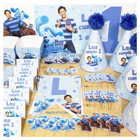 Kit montado Las Pistas de Blue